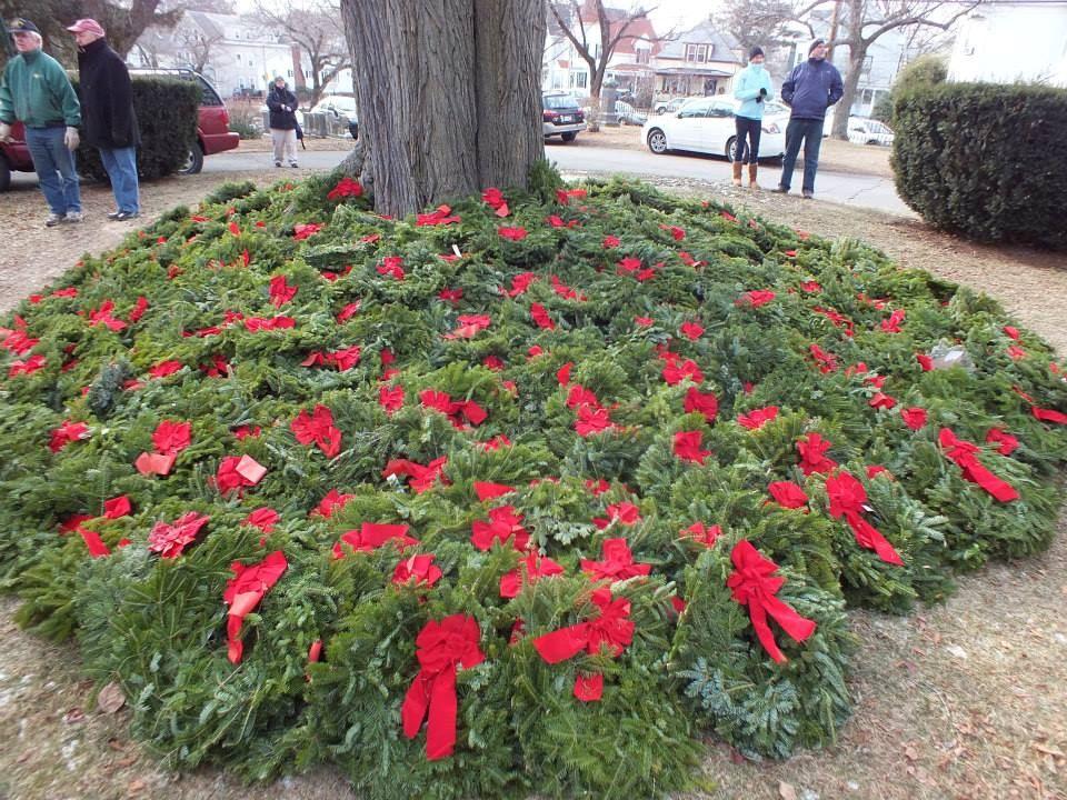 wreaths across america at historic gulf cemetery
